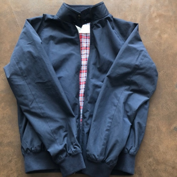 Peter Manning NYC Other - Navy Harrington Jacket